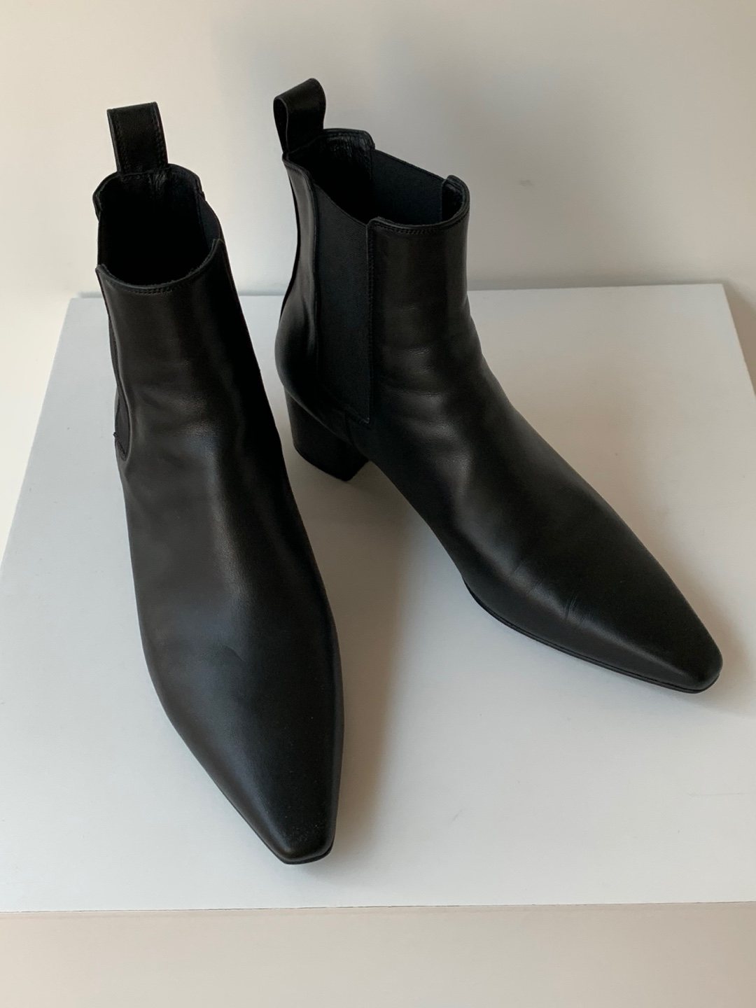 banding chelsea boots
